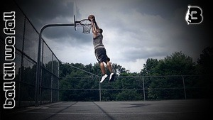 Short guy learns how to dunk at 5ft 5 inches