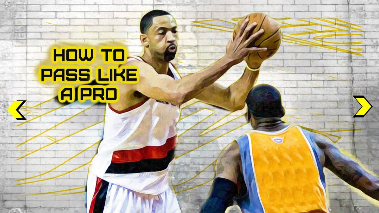 How To Pass A Basketball Like A Pro Dish The Rock Balltillwefall How To  Gain Weight