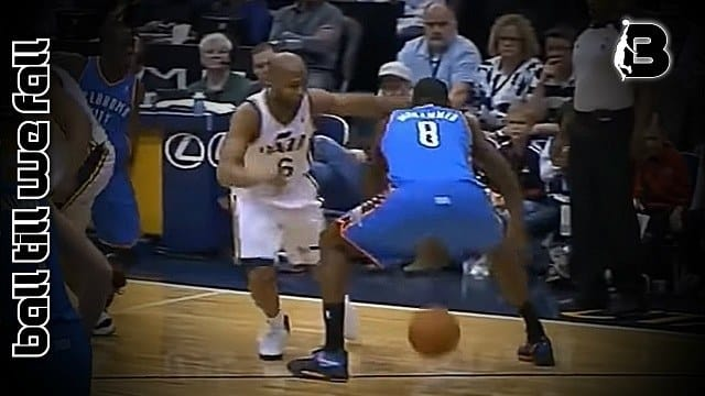 Best NBA Streetball Moves