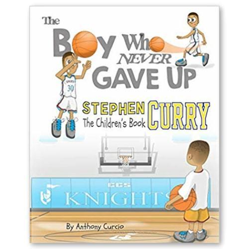 Runner Up Kids Basketball Book