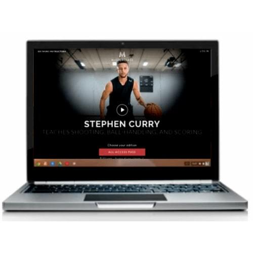 The Step Curry Masterclass Is The Perfect Gift