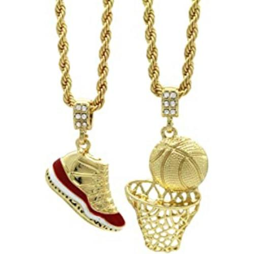 Best Budget Basketball Necklace Option