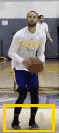 Steph Curry Shot Mechanics Footworks