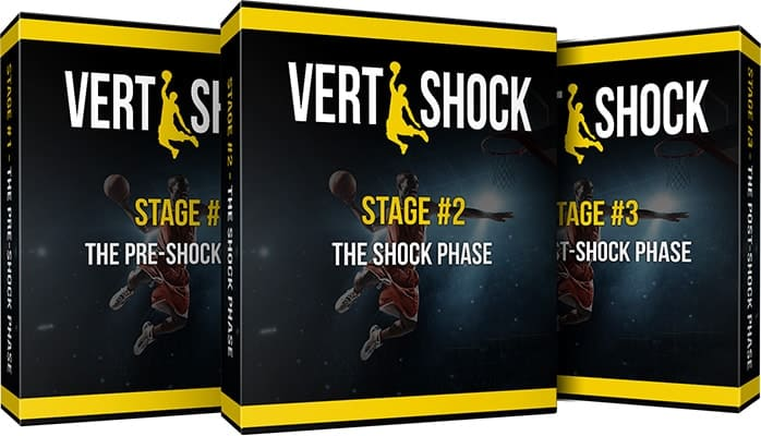 The 3 Phases Of Vert Shock