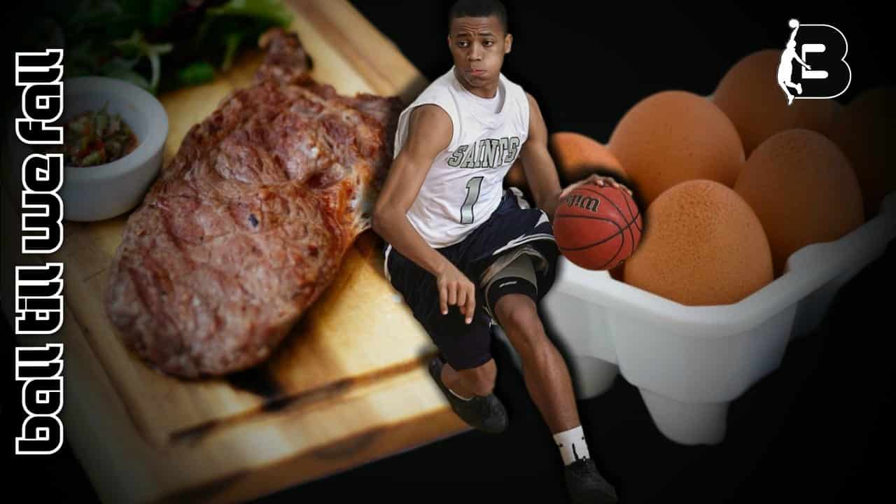 Top Protein Foods For Basketball Players