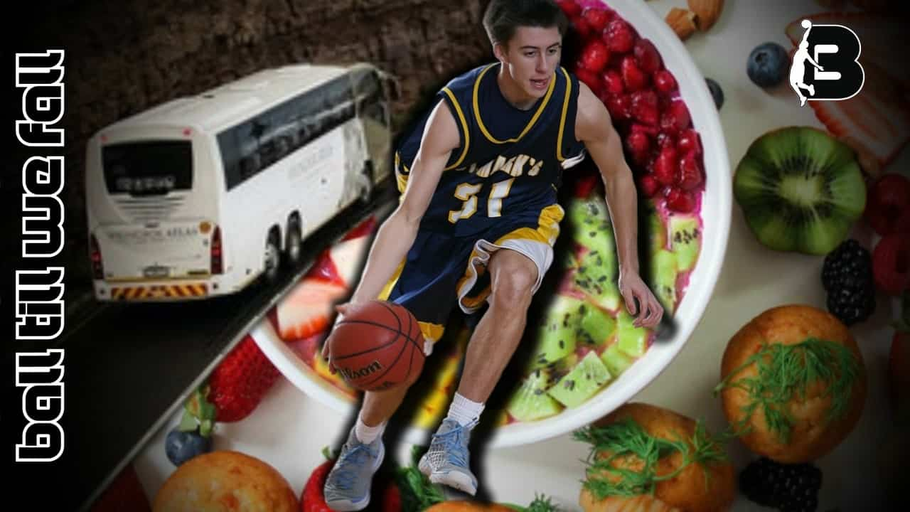 How Basketball Players Can Eat Well When On The Road
