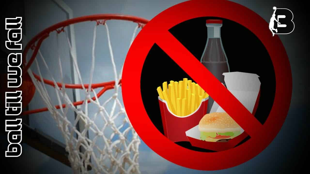 Low Carb Dieting Guide For Basketball Players